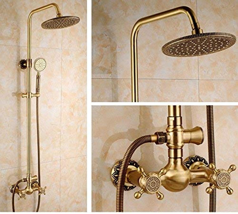 Dusche Kupfer Antike Dusche Retro Europischen Dusche Duschset Badewanne Wasserhahn Groe Dusche Duschkopf Badewanne Dusche Mischbatterie