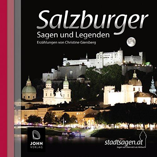 Salzburger Sagen und Legenden Titelbild