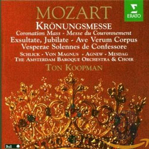Amsterdam Baroque Orchestra/Schlick A.O. - Coronation Mass