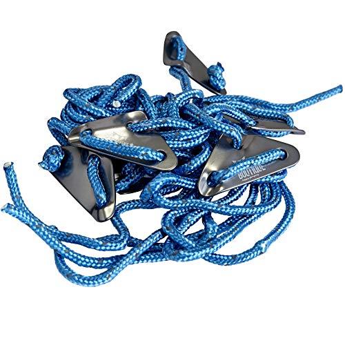 Bell Cuerda de Tienda de campaña Set