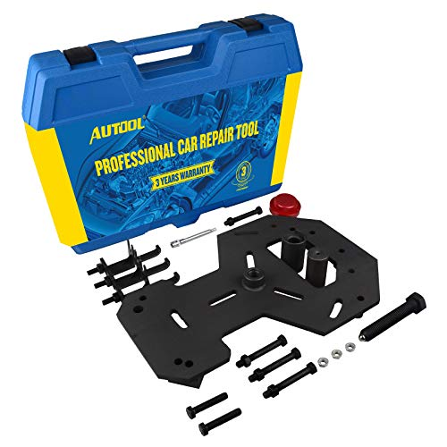 MR CARTOOL Dual Clutch DPS6 Transmission Installer & Remover Tools Dual Clutch Disassembly Tool Clutch Remover Kit Compatible for Ford DSG Volvo Focus