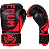 Venum Challenger 2.0 Boxing Gloves - Black/Red - 14-Ounce
