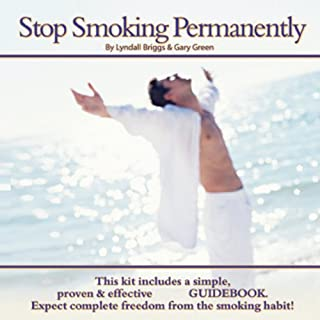 Stop Smoking Permanently audiobook cover art