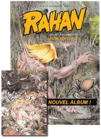 Rahan, tome 4 : Les Bêtes folles