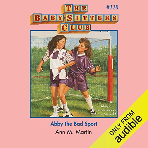 Abby the Bad Sport cover art