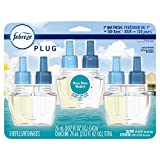 Includes (3) scented oil refills for Fade Defy PLUG Eliminate household odors with first-day freshness that lasts 50 days on low Drift away to an all-inclusive escape with the leafy-green, tropical scent of Bora Bora First plug air freshener with tec...