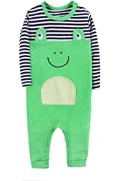 Sunbona Toddler Baby Boys Girls Skinny Pencil Bottoms Pants Warm Winter Fleece Leggings Trousers Clothes