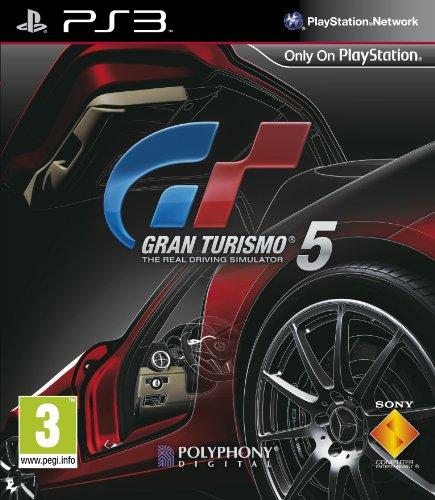 Gran Turismo 5 (Sony PS3) [Import UK]