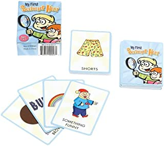 My First Scavenger Hunt Card Game