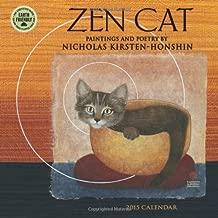 Zen Cat: Paintings by Nicholas Kirsten-Honshin 2015 Mini Calendar
