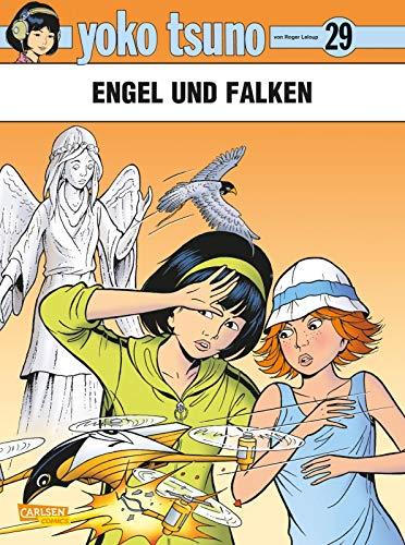 Yoko Tsuno 29: Engel und Falken (29)