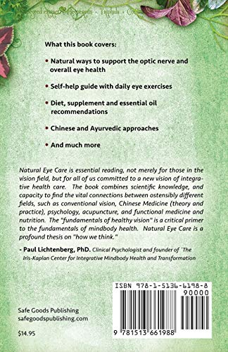 5174PdAYS3L - Natural Eye Care Series: Glaucoma
