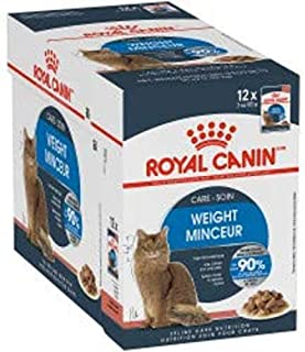 Royal Canin Wet Food Ultra Light Pouches, 12 x 85gms