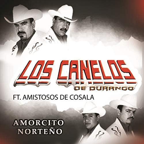 Los Canelos de Durango feat. Los Amistosos De Cosala