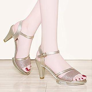 f9a82dbaac9ba5 HUAIHAIZ Escarpins femme Talons hauts Les chaussures à haut talon sandales  chers chaussures de soirée