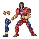 Hasbro Marvel Legends Series Collection - Figura de acción de Marvel Warpath de 15,24 cm, diseño Premium y 2 Accesorios