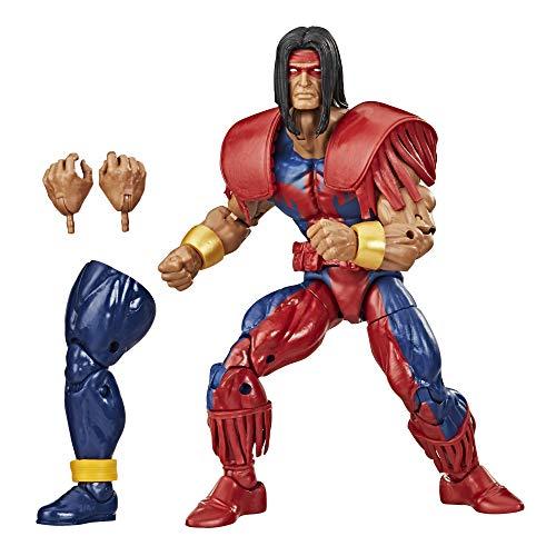 Marvel Hasbro Legends Series Collection 15 cm große Marvel's Warpath Action-Figur, Premium-Design und 2 Accessoires
