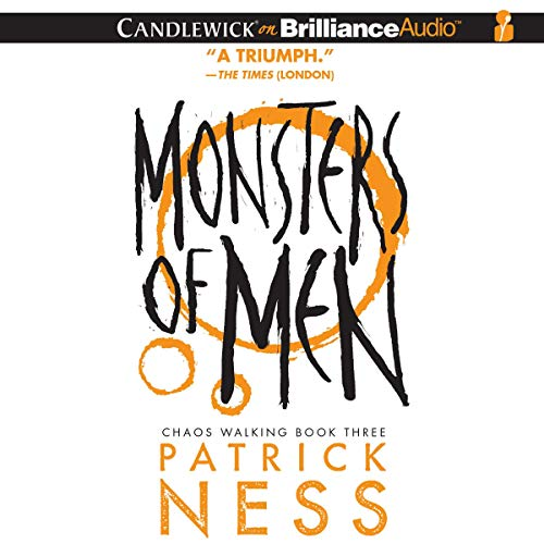 Page de couverture de Monsters of Men