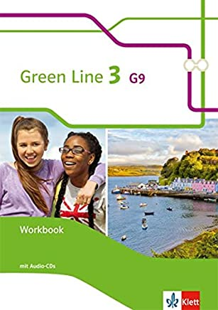 Green Line 3 G9 Workbook it 2 AudioCDs Klasse 7 Green Line G9 Ausgabe ab 2015 by Harald Weisshaar