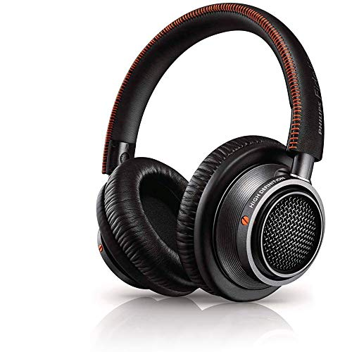 Philips Audio Fidelio L2 Over-Ear Open-Air Kopfhörer, 40 mm Treiber, Schwarz