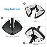 [Upgrade] Patio Umbrella Light 32LED Parasol Wireless Mate Super Bright Parasol with 2 Lighting Modes and USB… 6
