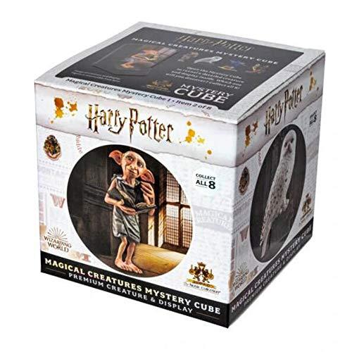 Noble Collection Pack 8 Criaturas mágicas Harry Potter, Multicolor, 9 cm 1 unidad [colores surtidos]