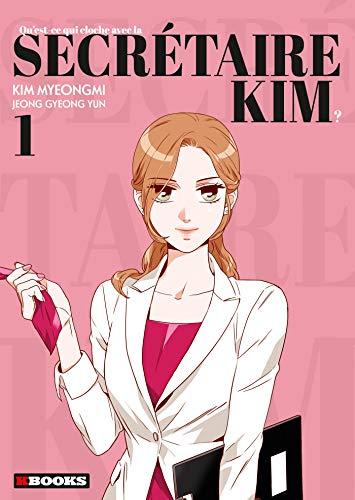 Quest-ce qui cloche avec la secrétaire Kim T01