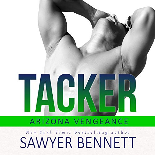 Tacker audiobook cover art