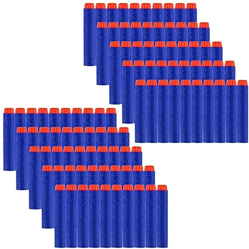 718 opinioni per Locisne 100 pz 7,2 cm Refill Darts Soft EVA Foam Bullet Munizioni Pack per