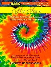 Map Skills BASIC/Not Boring 6-8+: Inventive Exercises to Sharpen Skills and Raise Achievement