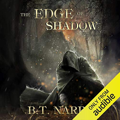 Page de couverture de The Edge of Shadow