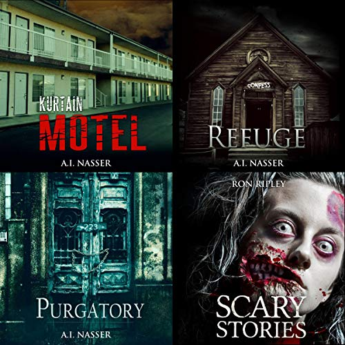 Sin Series Books 1-3 Bonus Edition: Scary Horror Story with Supernatural Suspense