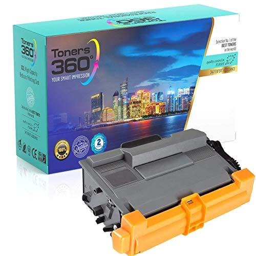 Tóner Premium Compatible con Brother TN3430/TN3480 para impresoras DCP-L5500DN DCP-L6600DW; HL-L5000D HL-L5100DN HL-L5200DW HL-L6300DW HL-L6400DW; MFC-L5700DN MFC-L5750DW MFC-L6800DW MFC-L6900DW