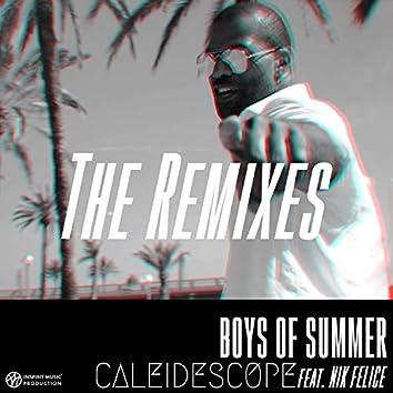 Boys Of Summer (The Remixes)