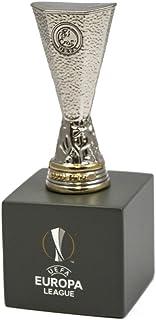 UEFA Replica Ufficiale Piedistallo, Unisex Adult, Metallo, Trofeo 45 mm
