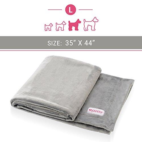 Petlo Soft Fleece Dog and Pet Blanket