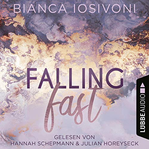 Falling Fast (German edition) audiobook cover art