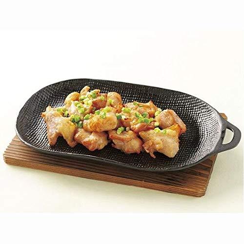 ニチレイ 一口チキンステーキ プレーン 1kg【冷凍】