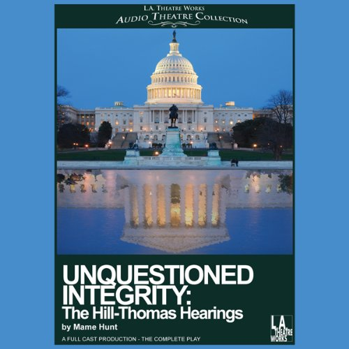 Unquestioned Integrity audiobook cover art