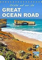 Erlebe mit mir die Great Ocean Road (Tischkalender 2022 DIN A5 hoch): Eine der schoensten Strassen der Welt. (Monatskalender, 14 Seiten )