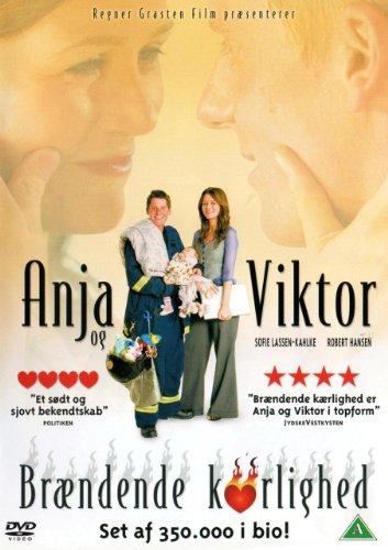 Anja & Viktor - Flaming Love ( Anja og Viktor - brændende kærlighed ) ( Anja & Viktor - brændende kærlighed )