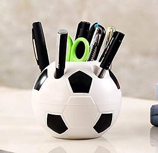 Exoh Pot à crayons en forme de ballon de football
