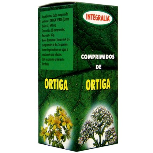ORTIGA VERDE 500 mg 60 comp. / Integralia