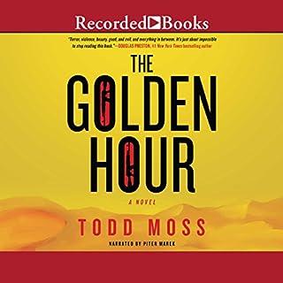 The Golden Hour audiobook cover art