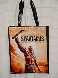 San Diego Comic Con 2011 Spartacus Gods of the Arena from Starz Camelot Swag Bag Approx. 13 x 16