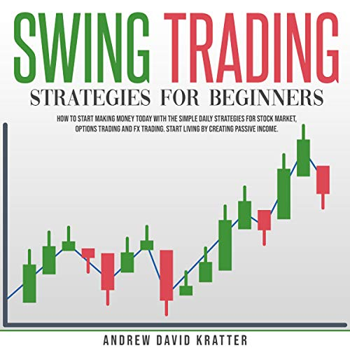 Swing Trading Strategies for Beginners cover art