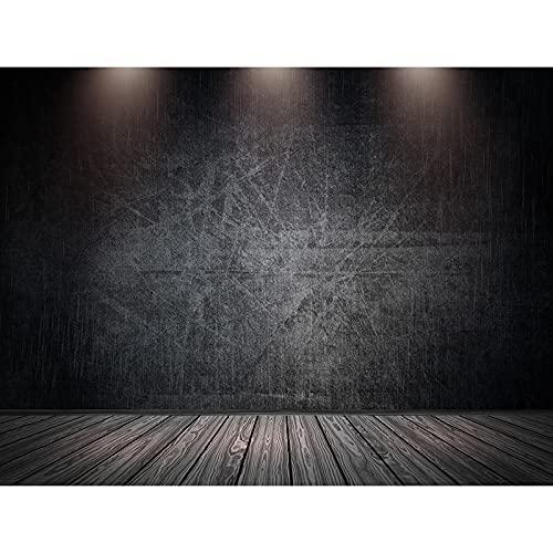 Focos de Vinilo Accesorios de Fondo de fotografía de Pared de ladrillo Fondo de Estudio fotográfico Retro Accesorios de fotografía A16 7x5ft / 2,1x1,5 m