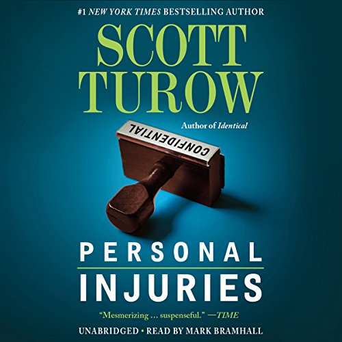Personal Injuries audiobook cover art