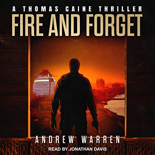 Fire and Forget audiobook cover art