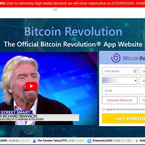 bitcoin revolution too good to be true moneta del commerciante di bitcoin